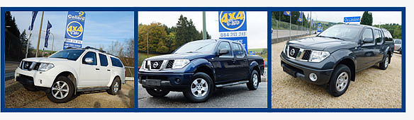 Vente de pick up d occasion en belgique garage collard for Garage nissan foetz occasion