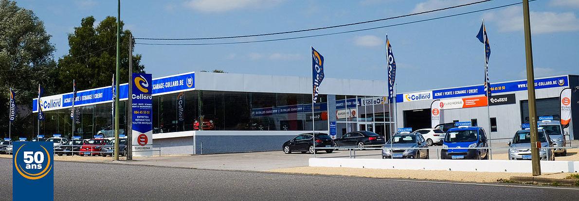 4x4 et véhicules d'occasion en Belgique | Garage Collard ...